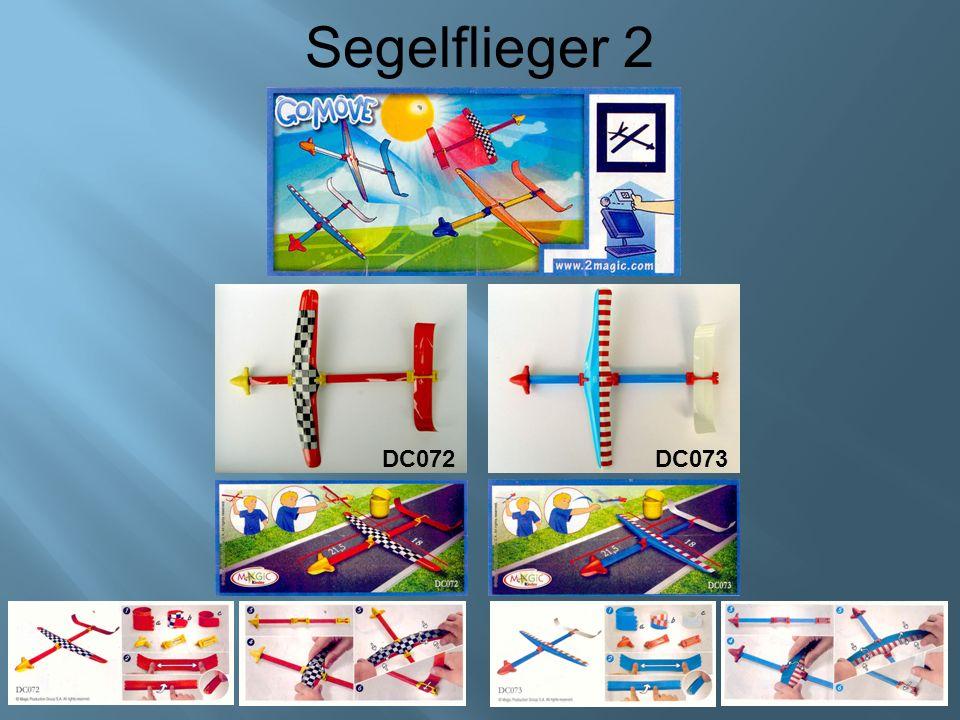Segelflieger 2 DC072DC073
