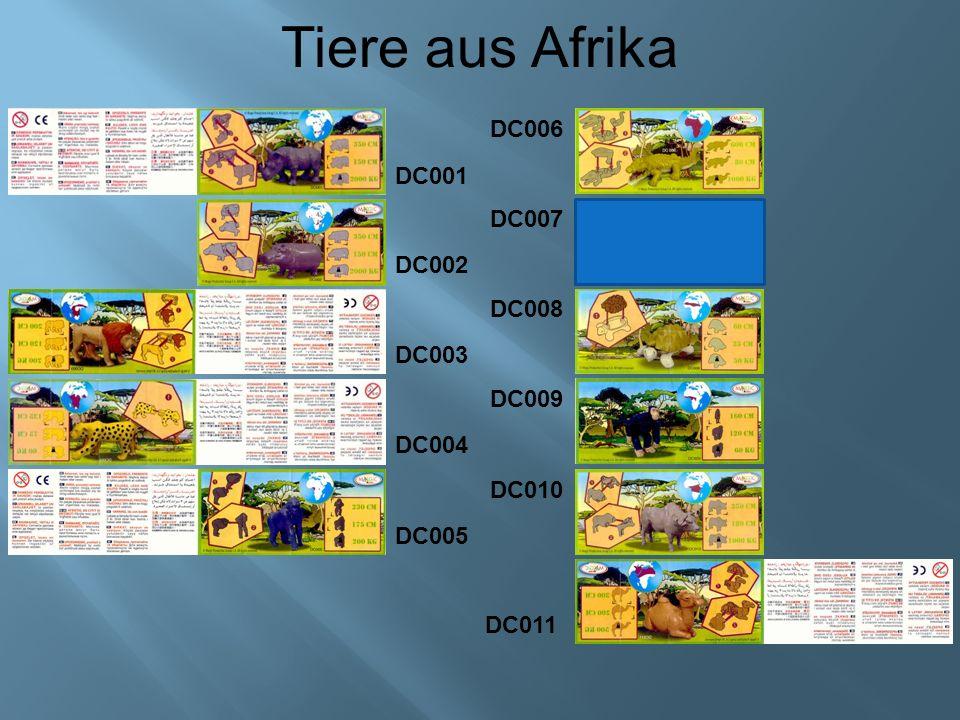 Mixart Puzzle DC041 DC043 DC042 DC044