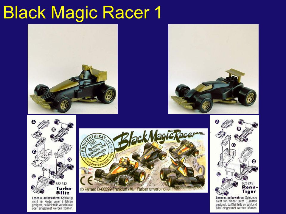 Black Magic Racer 1