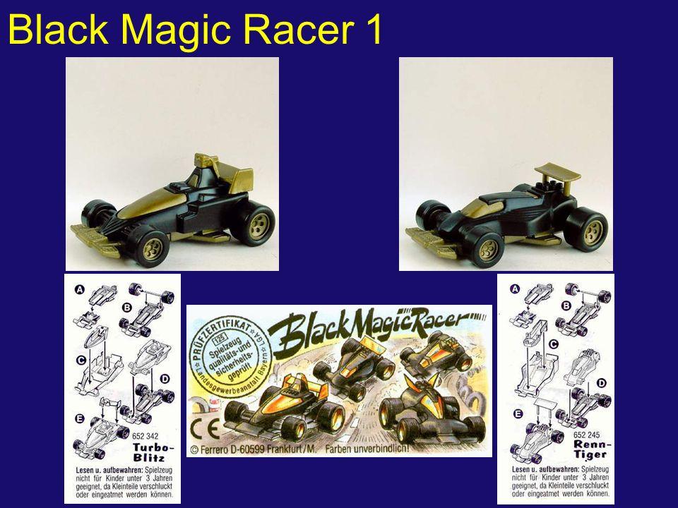 Black Magic Racer 1
