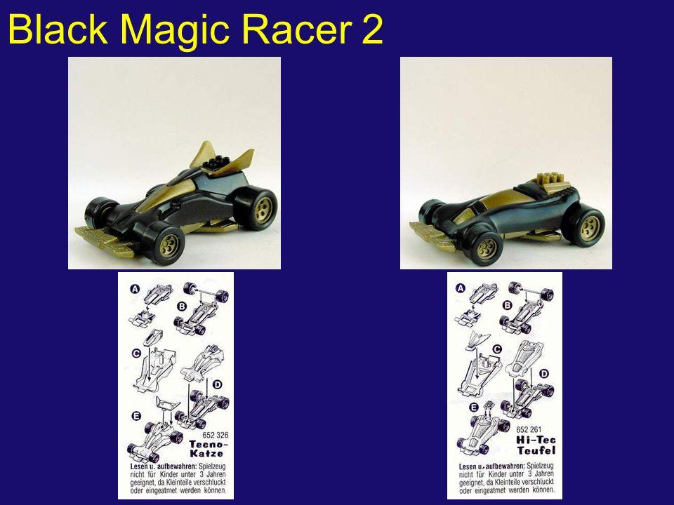 Black Magic Racer 2