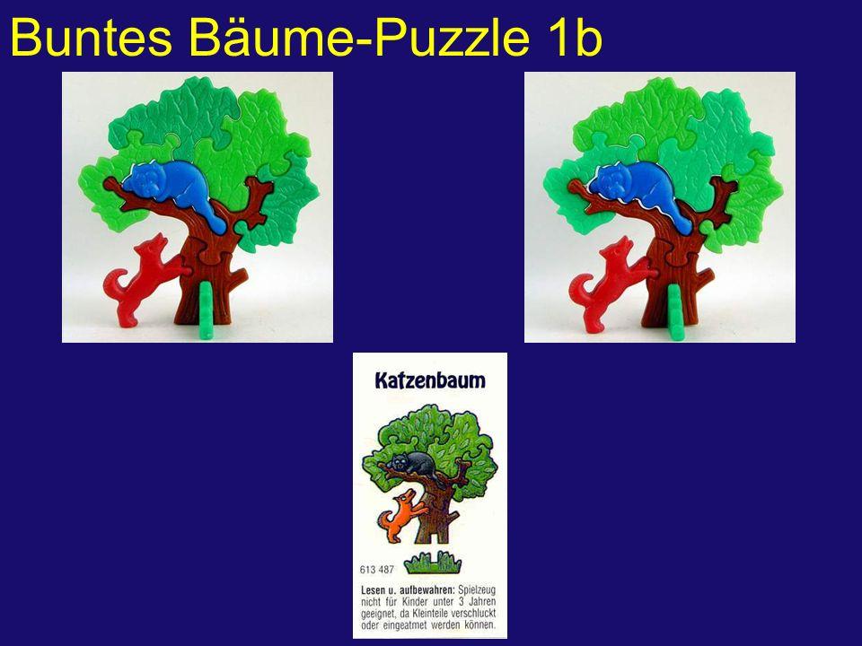 Buntes Bäume-Puzzle 1b