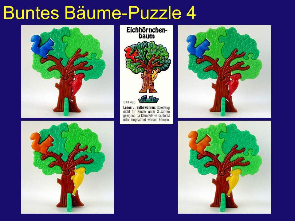 Buntes Bäume-Puzzle 4