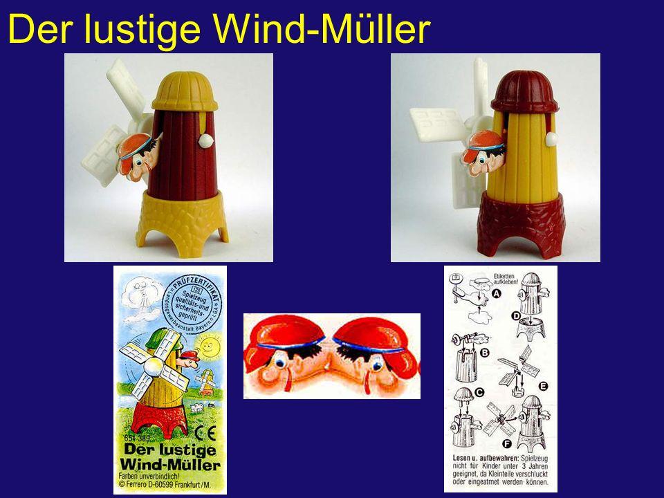 Der lustige Wind-Müller