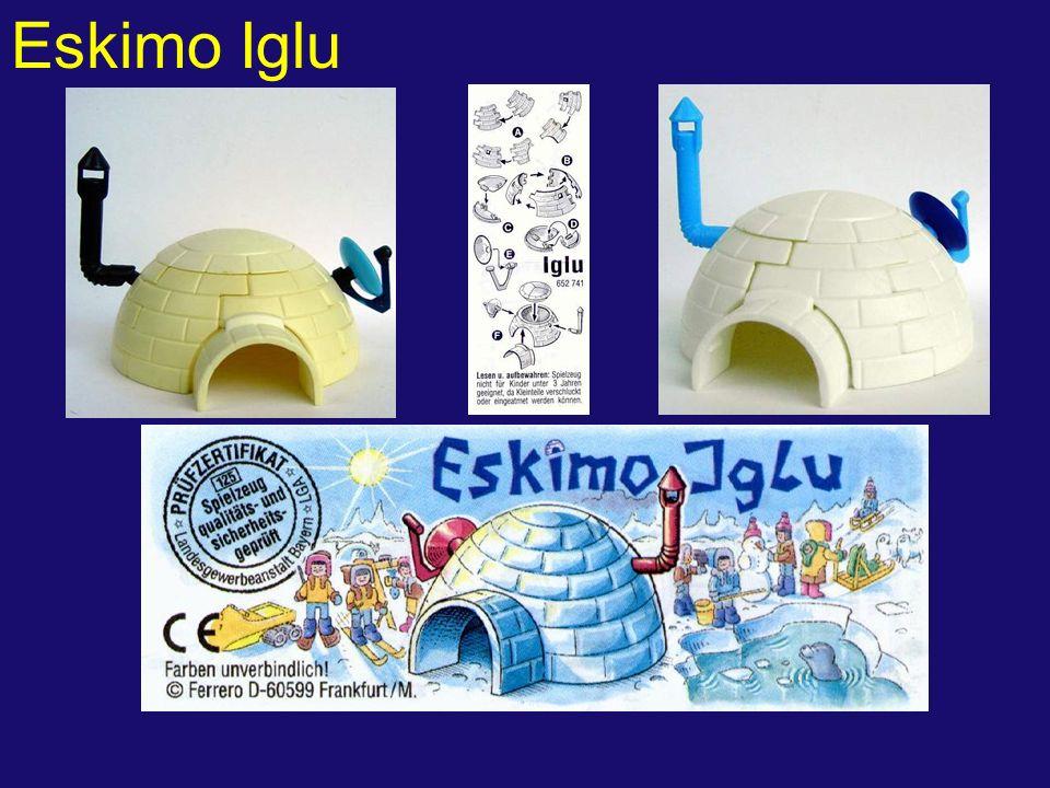 Eskimo Iglu