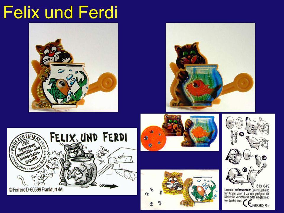 Felix und Ferdi