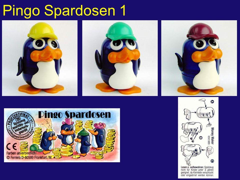 Pingo Spardosen 1