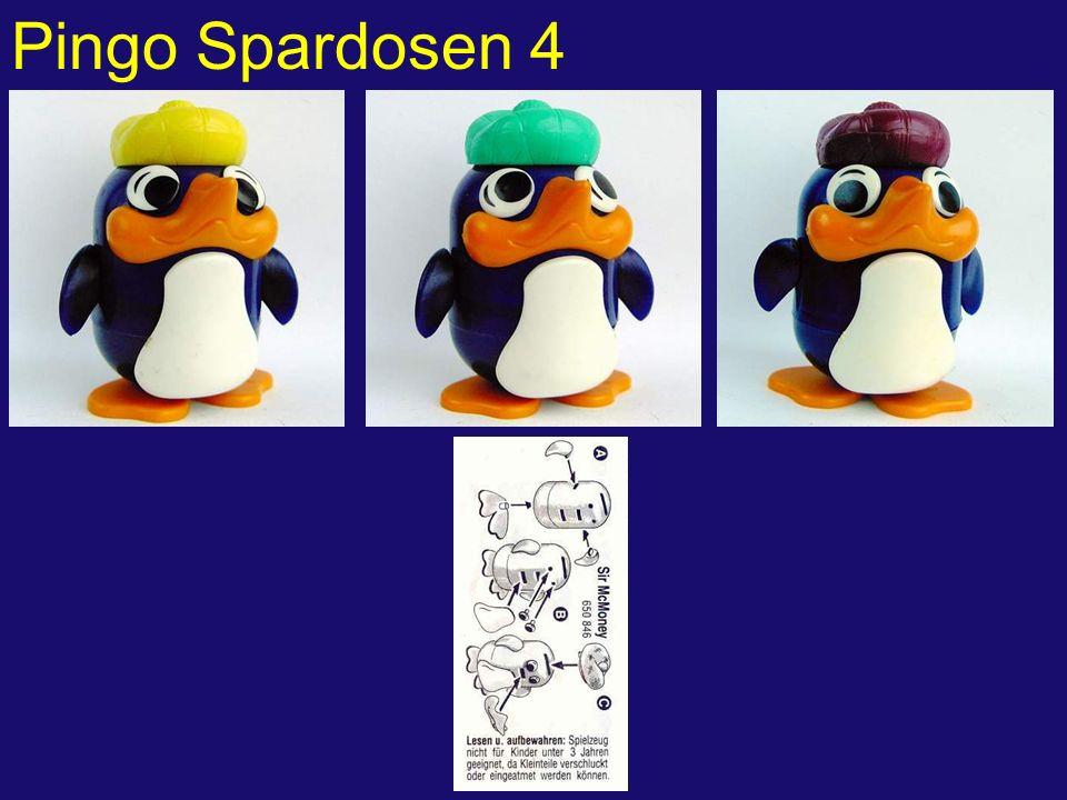 Pingo Spardosen 4