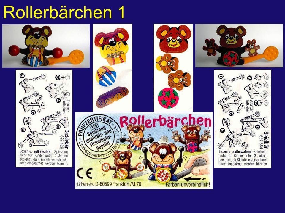 Rollerbärchen 1
