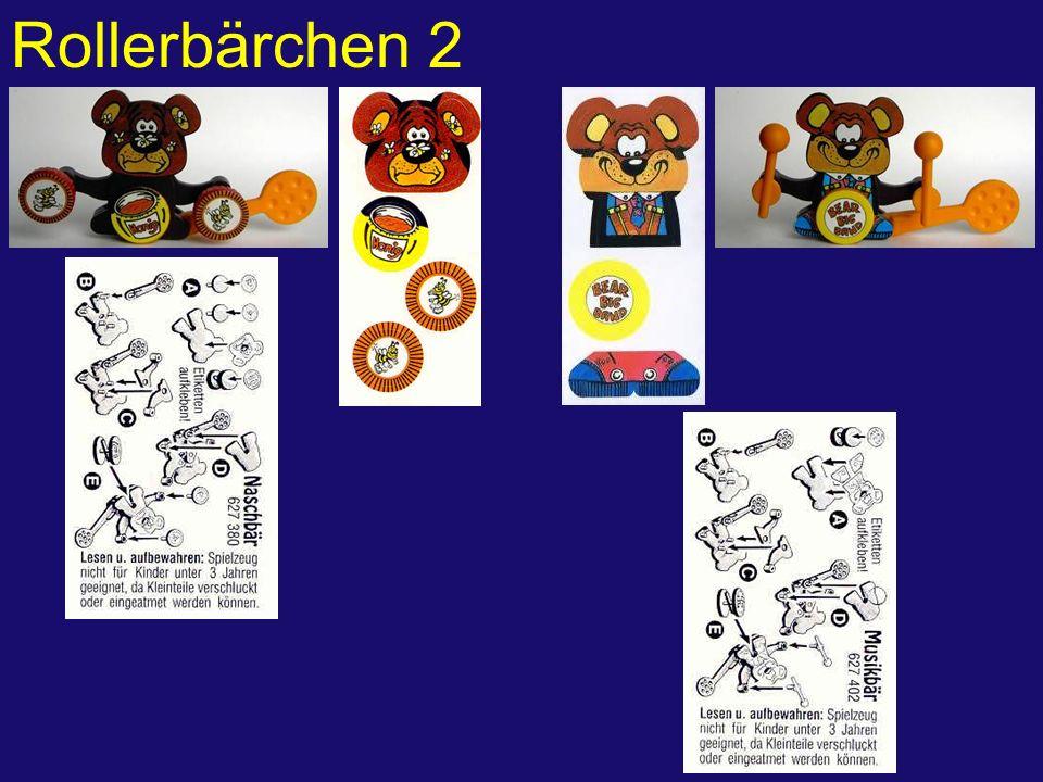 Rollerbärchen 2
