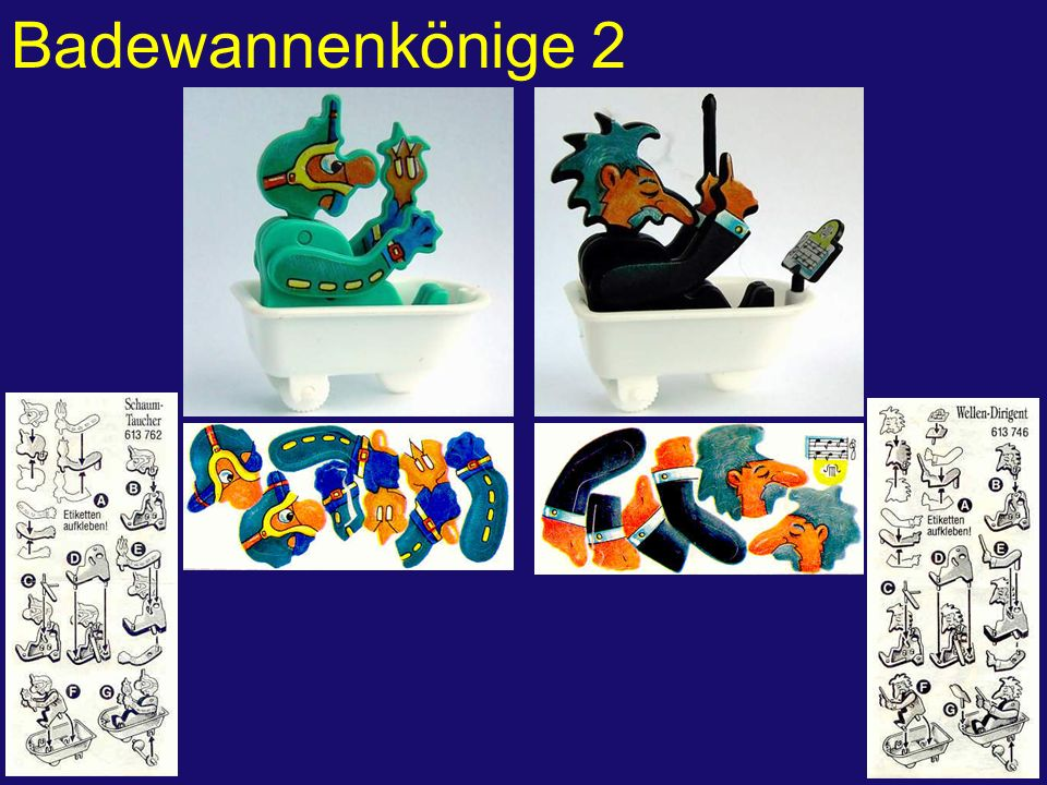 Figuren aus Chinesischen Sagen