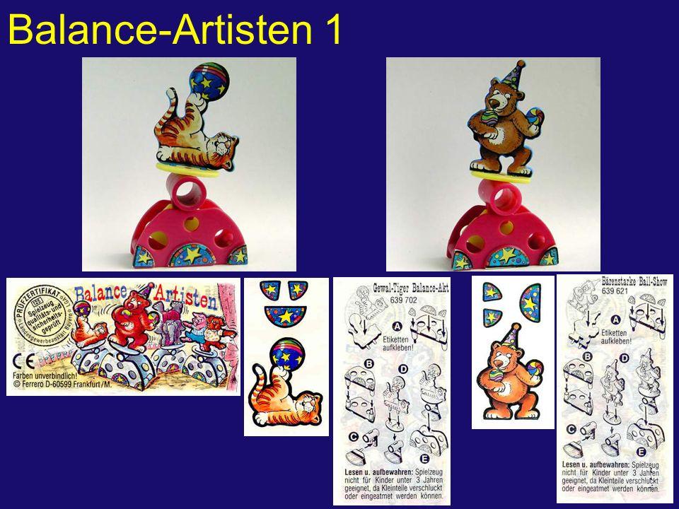 Balance-Artisten 1