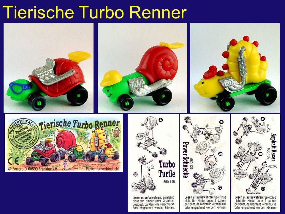 Tierische Turbo Renner