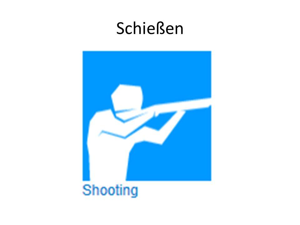 Schießen