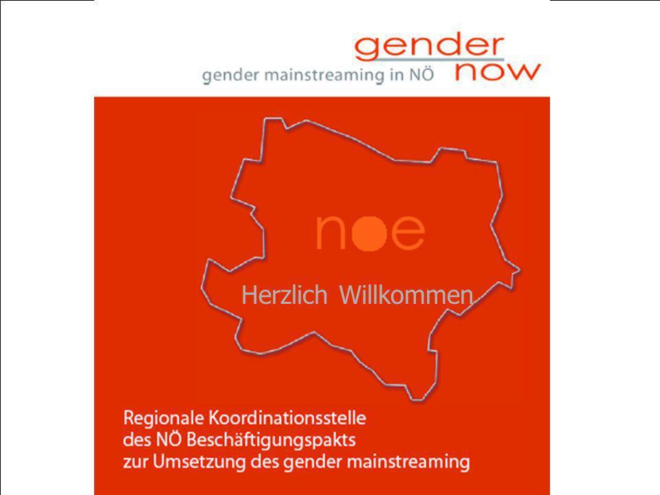 gendernow 2002 Herzlich Willkommen