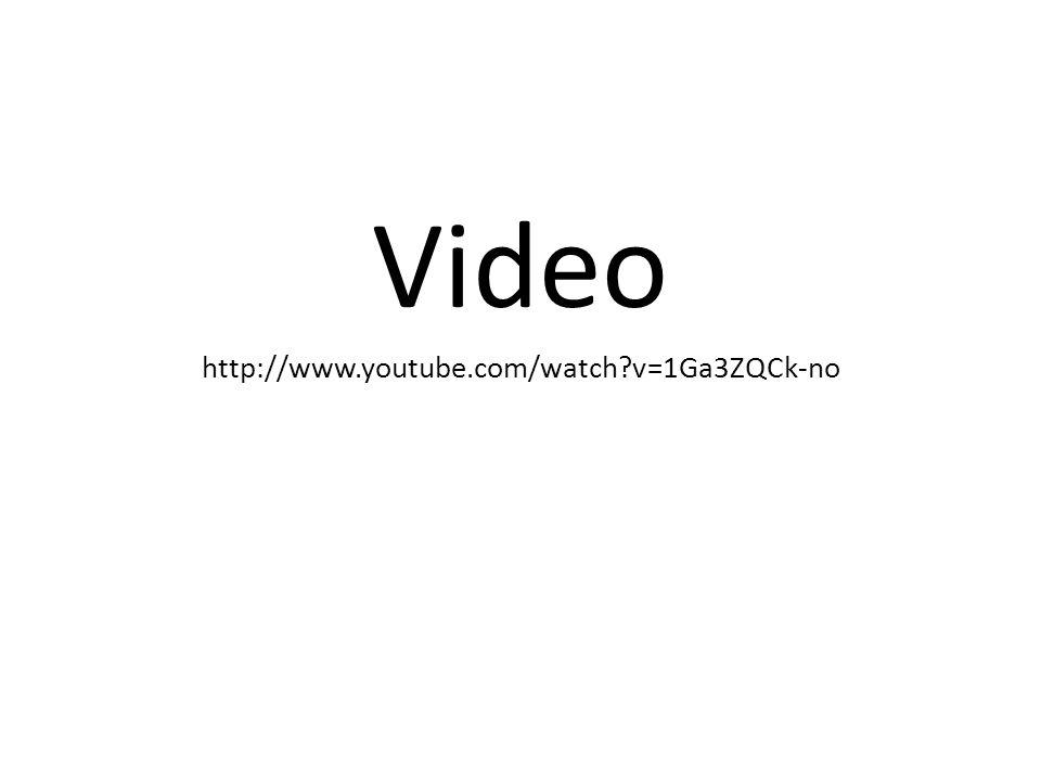 Video http://www.youtube.com/watch?v=1Ga3ZQCk-no