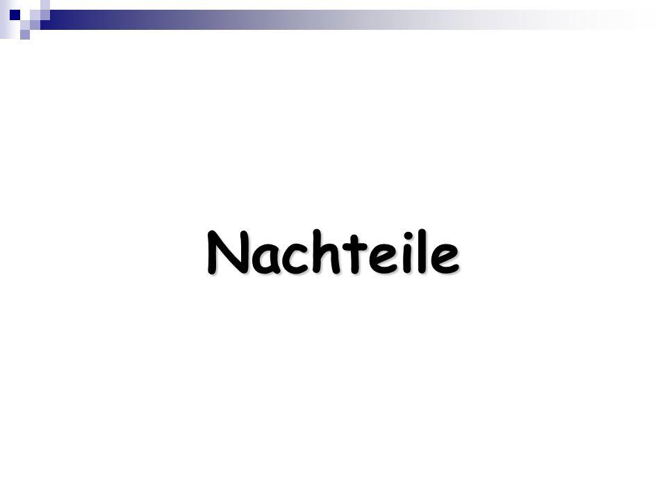Anwendungen Beispiele Quelle: wickipedia.de