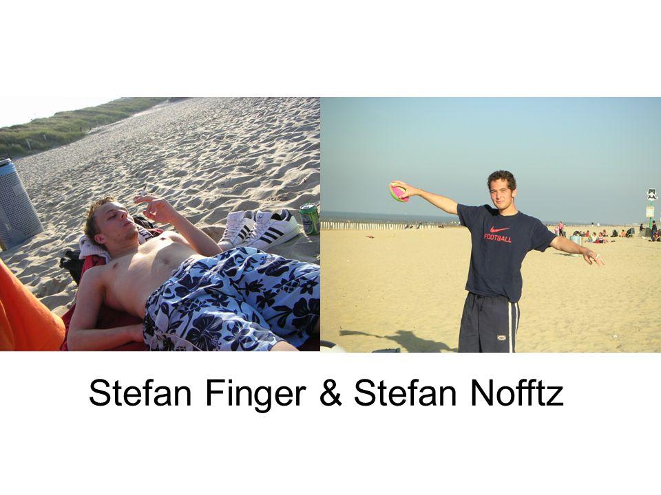 Stefan Finger & Stefan Nofftz