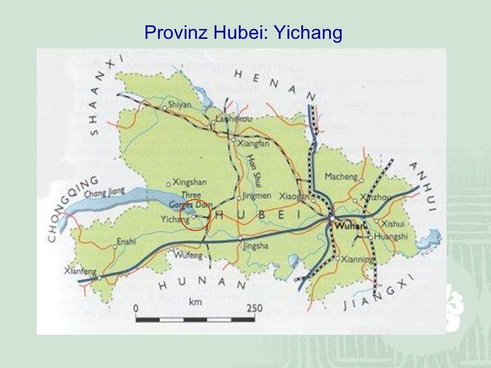 Provinz Hubei: Yichang