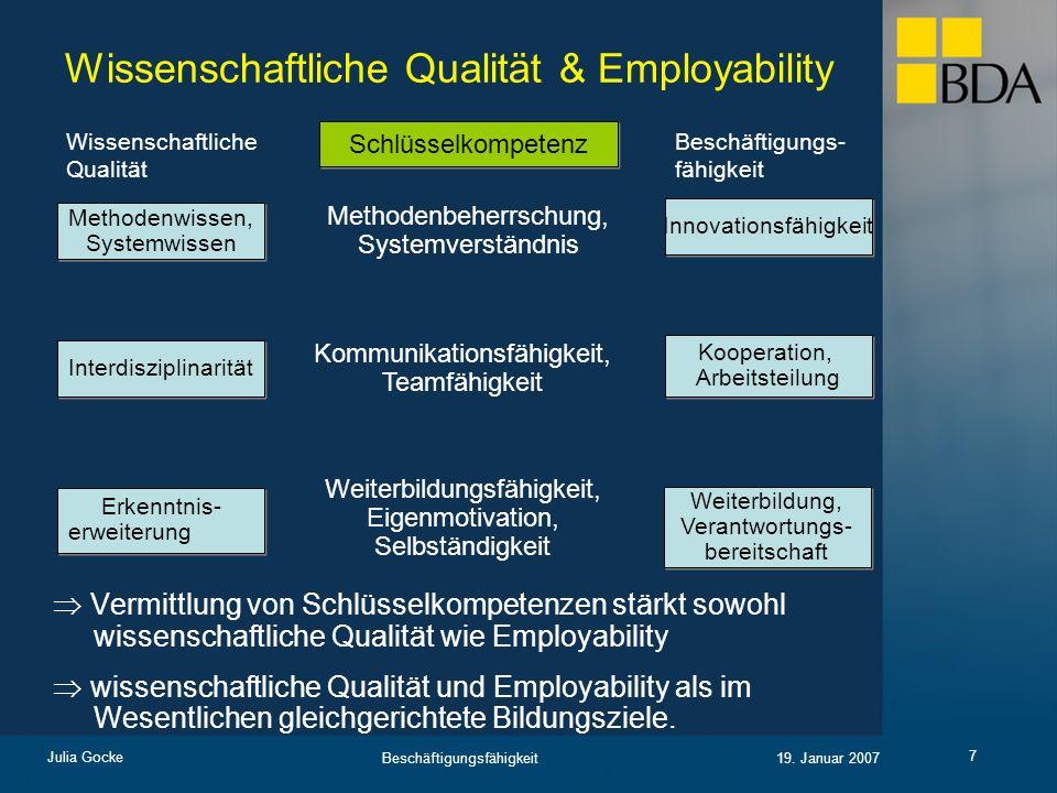 Beschäftigungsfähigkeit19.