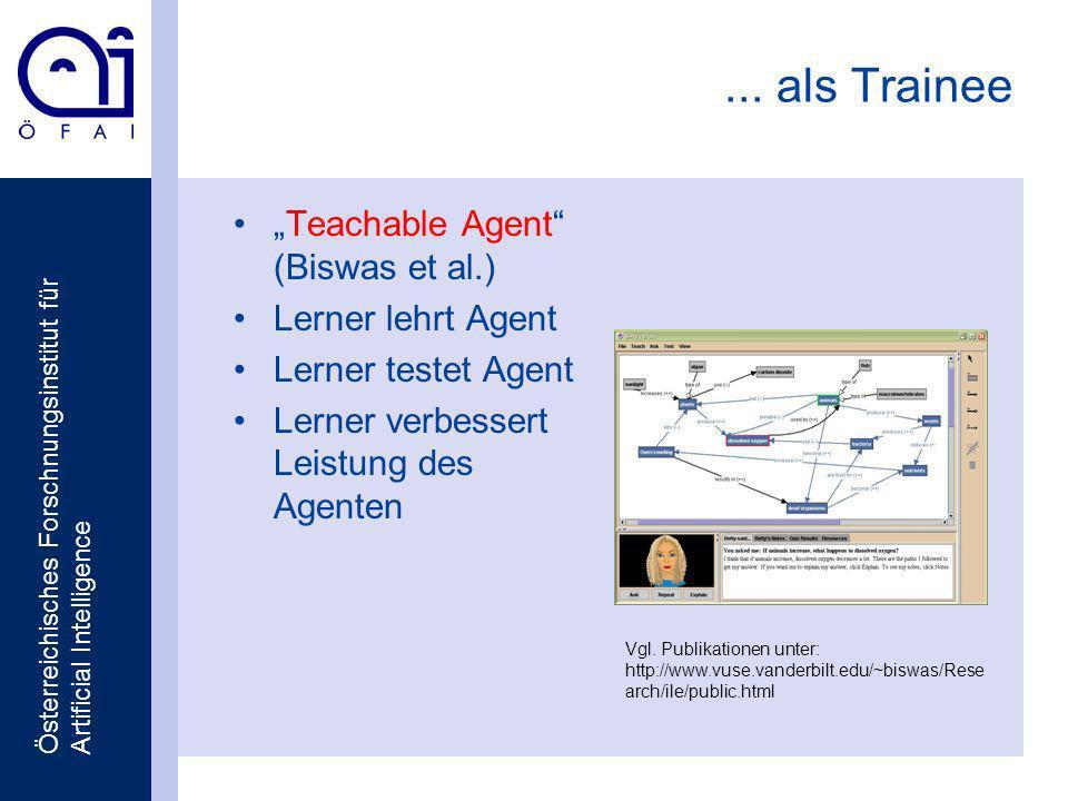 Österreichisches Forschnungsinstitut für Artificial Intelligence...
