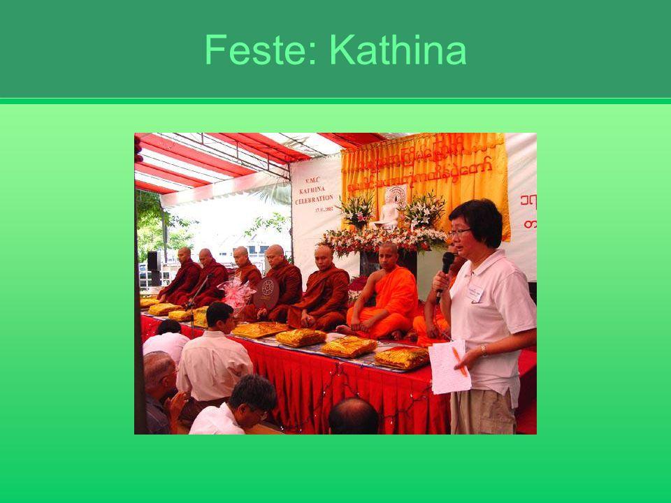 Feste: Kathina