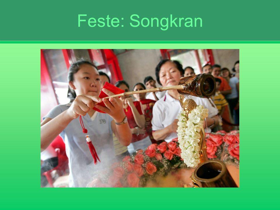 Feste: Songkran