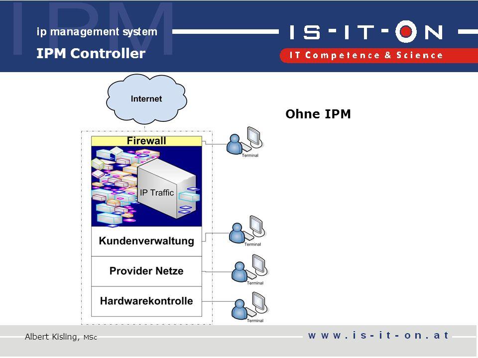 IPM Controller Albert Kisling, MSc Ohne IPM
