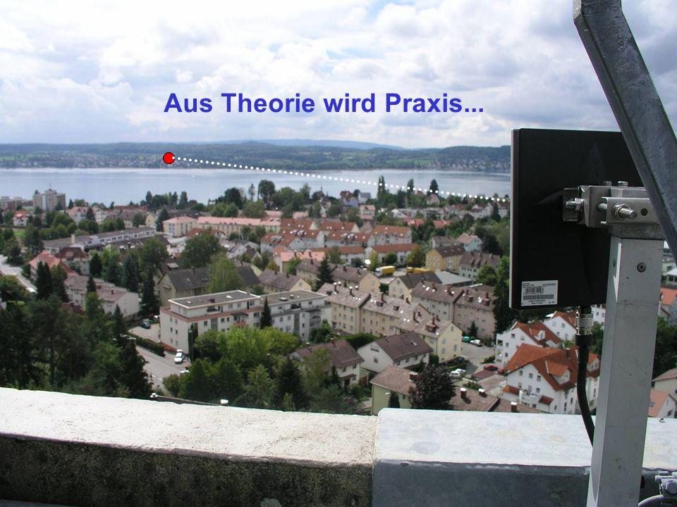 LANCOM Systems - 55 Aus Theorie wird Praxis...