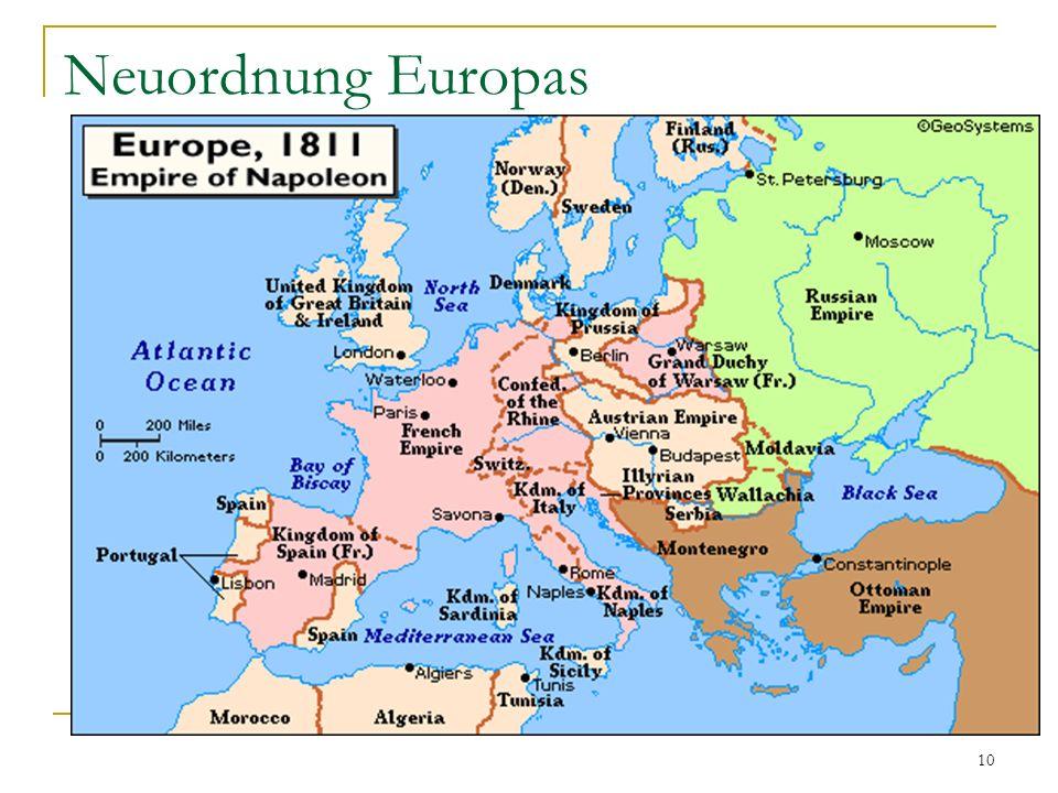 Neuordnung Europas 10