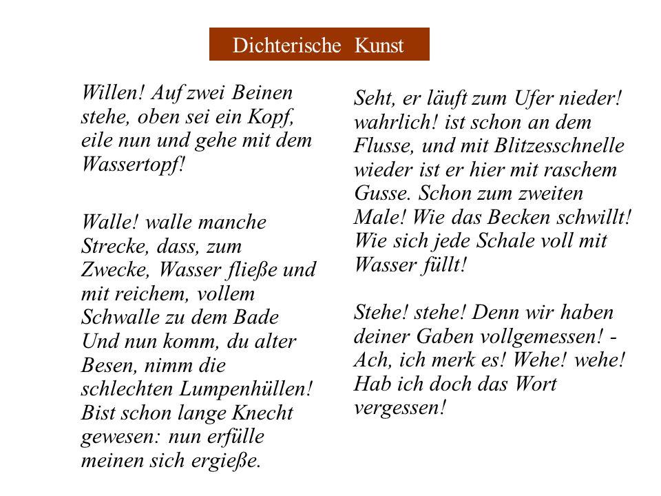 Die Sinfonische Dichtung Der Zauberlehrling ist seit ihrer Uraufführung im Jahre 1887 ein Welterfolg.