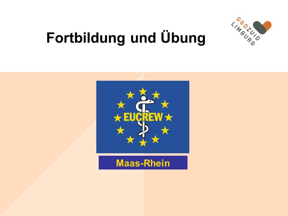 Fortbildung und Übung Maas-Rhein
