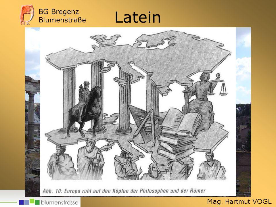 Grundlage für die romanischen Tochtersprachen LATEIN ist
