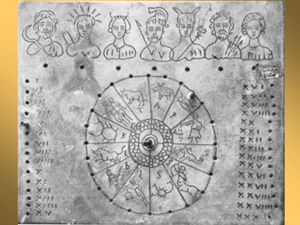 Juli – ursprünglich Quinctilis (quintus = der fünfte); ab 44 v.Chr.