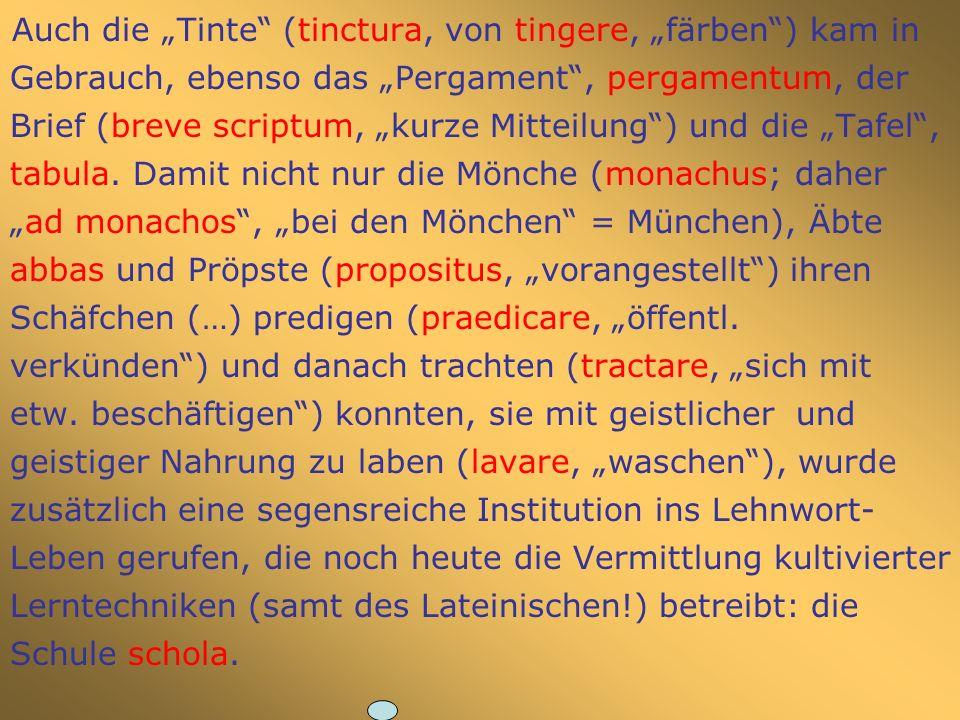 Karl Wilhelm Weeber. ROMDEUTSCH, Warum wir alle Lateinisch reden, ohne es zu wissen. Frankfurt a.M. 2006.