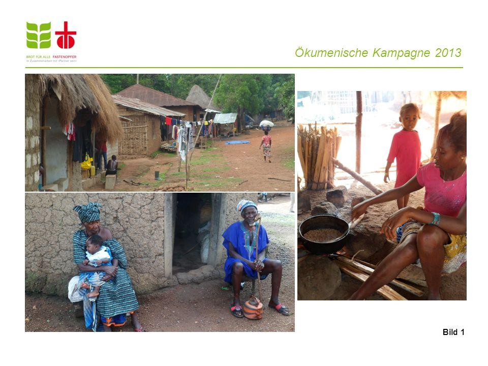 Ökumenische Kampagne 2013 Bild 1