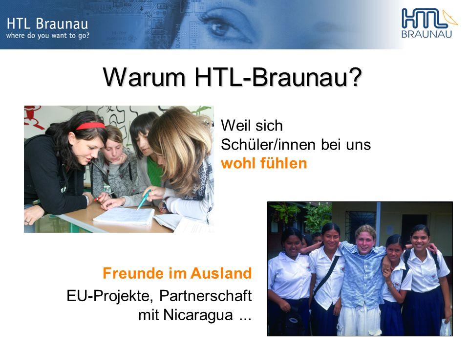 Warum HTL-Braunau.