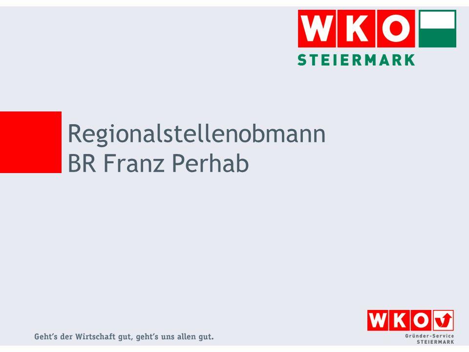 Manfred Pock Wirtschaftskammer Steiermark / Wirtschaftsservice UNTERNEHMENSKONZEPT DER SCHLÜSSEL ZUM ERFOLG