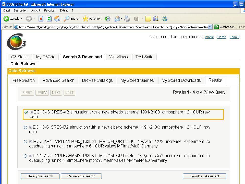 GNDMS (Generation N Data Management System) Co-Scheduling für alle Datenmanagement-Aktivitäten, z.B.
