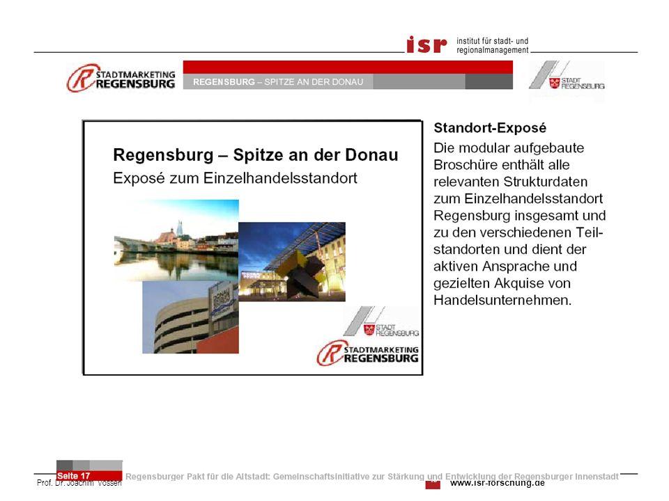 18 Prof. Dr. Joachim Vossen www.isr-forschung.de