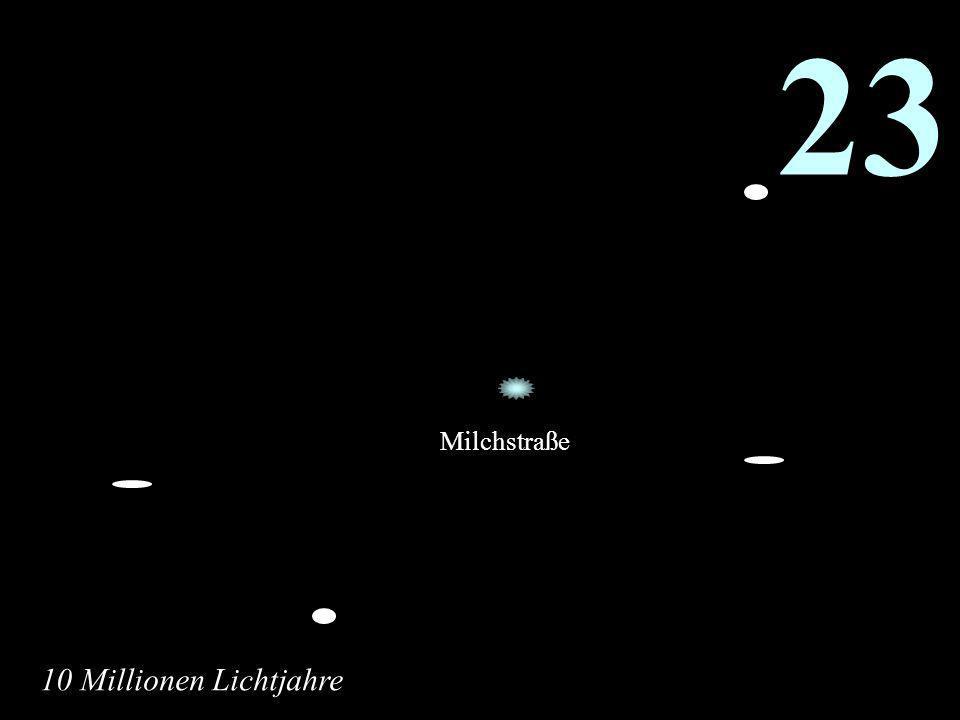 10 Millionen Lichtjahre Milchstraße 23