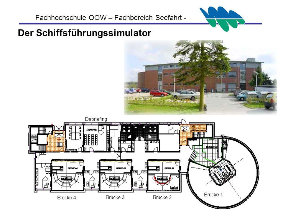 Fachhochschule OOW – Fachbereich Seefahrt - Der Schiffsführungssimulator