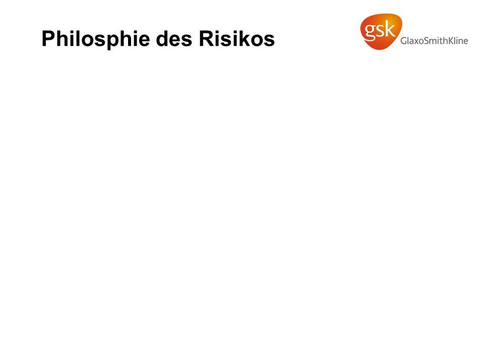 Philosphie des Risikos