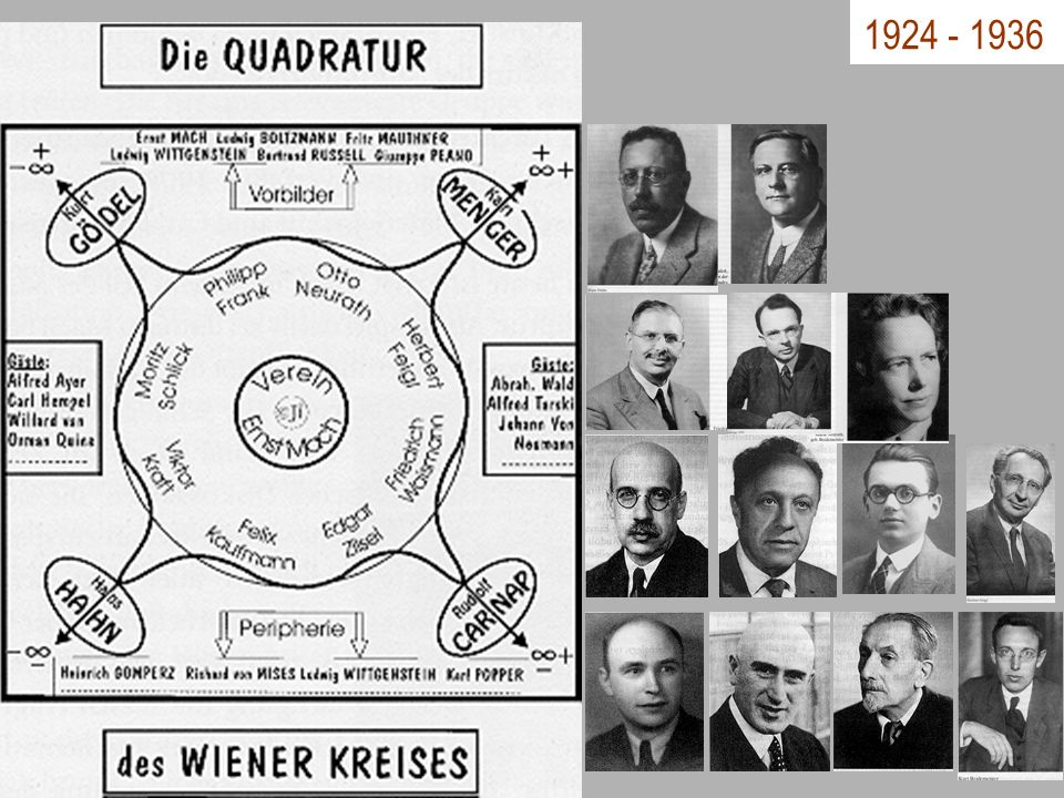 1924 - 1936