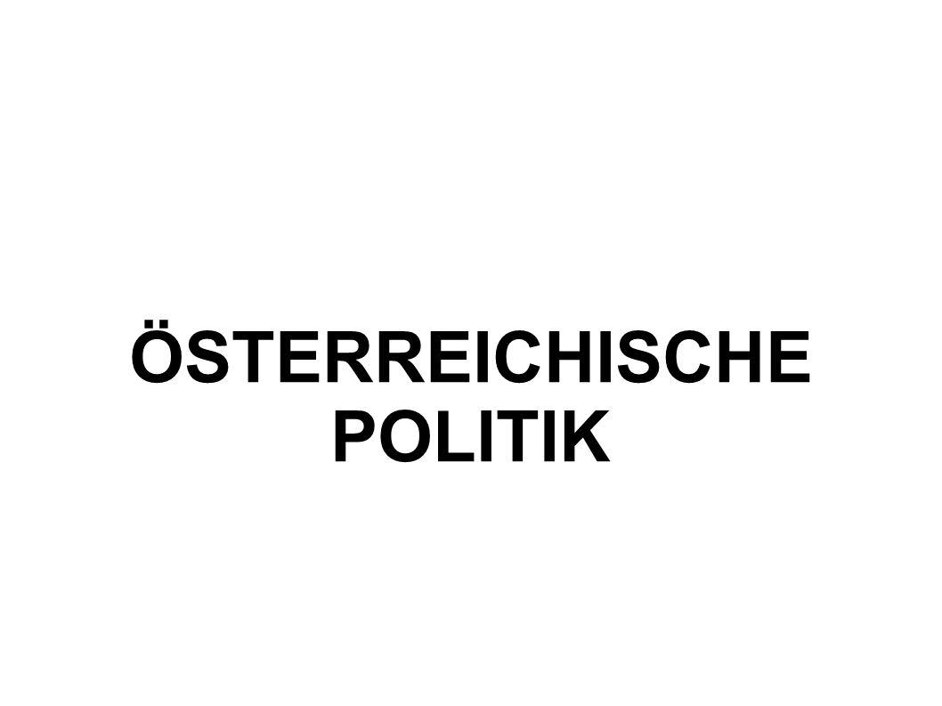 ÖSTERREICHISCHE POLITIK