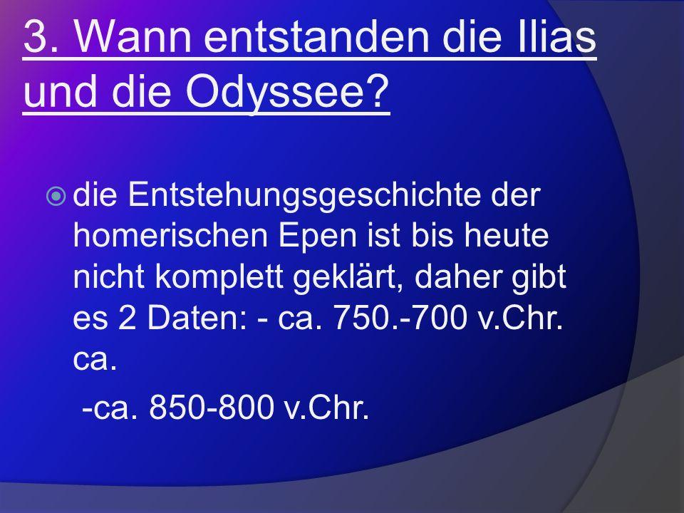 Text: http://www.wikipedia.org/ http://www.pm-magazin.de/r/gute-frage/gab-es-homer http://artikel.schuelerlexikon.de/Geschichte/Homer_Ilias_und_Odys see.htm http://artikel.schuelerlexikon.de/Geschichte/Homer_Ilias_und_Odys see.htm http://www.kinderzeitmaschine.de/antike/lucys- wissensbox/kategorie/kunst-und-architektur-tempel-saeulen-viele- steine-und-moderne-badezimmer/frage/wer-war-eigentlich-dieser- homer.html?ut1=7&ht=3 http://www.kinderzeitmaschine.de/antike/lucys- wissensbox/kategorie/kunst-und-architektur-tempel-saeulen-viele- steine-und-moderne-badezimmer/frage/wer-war-eigentlich-dieser- homer.html?ut1=7&ht=3 Das grosse Buch der Mythologie