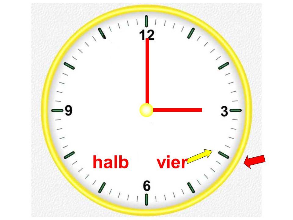 halbvier