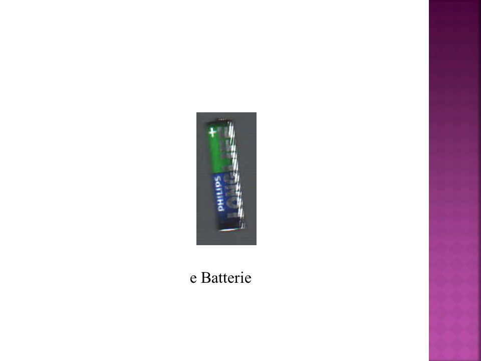 e Batterie