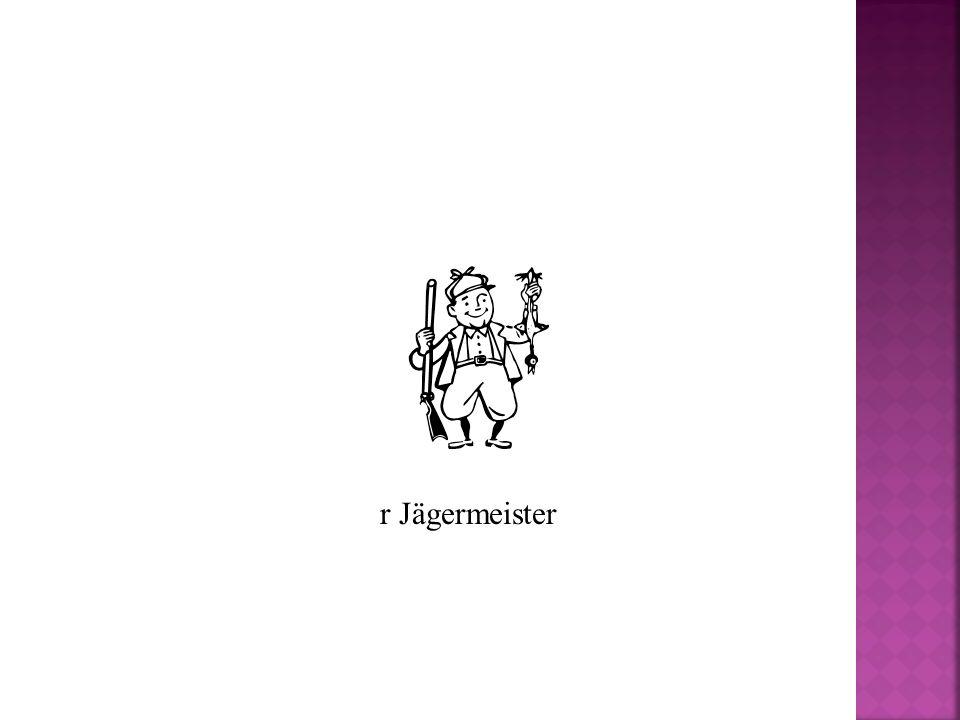 r Jägermeister