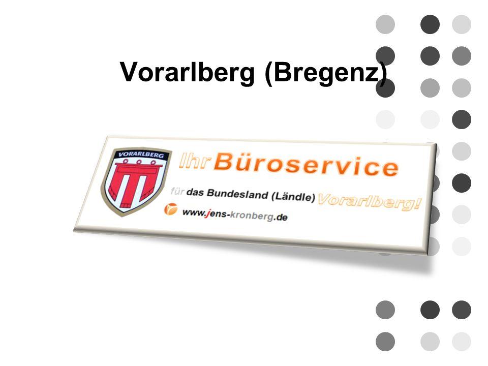 Vorarlberg (Bregenz)